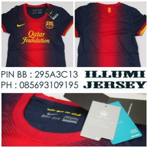 2_Barcelona Home LADIES 2012-13 Grade Ori