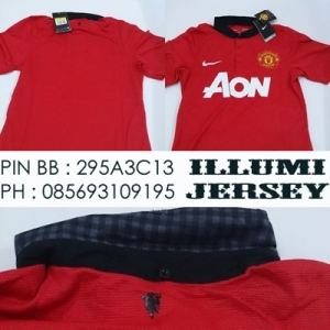 2_Manchaster United Home 201314 Grade Ori-man