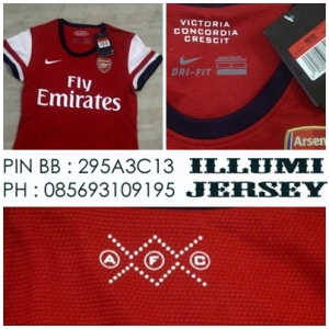 3_Arsenal Home Ladies 12-13 Grade Ori