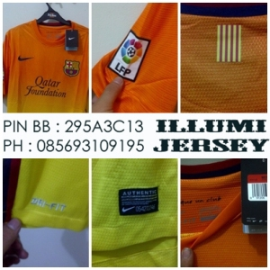 3_Barcelona Away Man 2012-13 Grade Ori