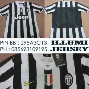 3_Juventus Home Man 2013-14 Grade Ori