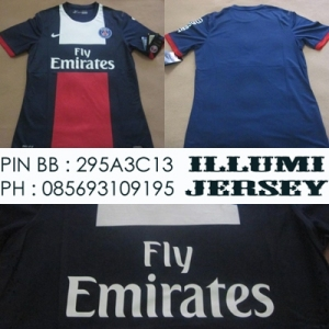 3_Paris Saint Germain Home Man 2013-14 Grade Ori
