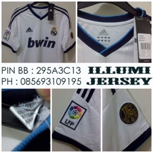 3_Real Madrid Home 2012-13 Grade Ori
