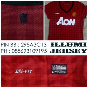 4_Manchaster United Home  LADIES Grade Ori