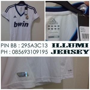 4_Real Madrid Home LADIES 2012-13 Grade Ori