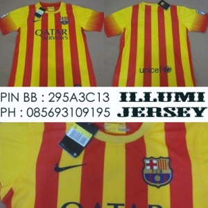 5_Barcelona Away Man 2013-14 Grade Ori