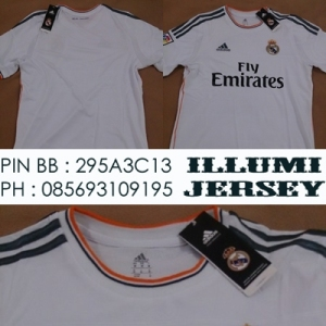 5_Real Madrid Home Man2013-14Grade Ori