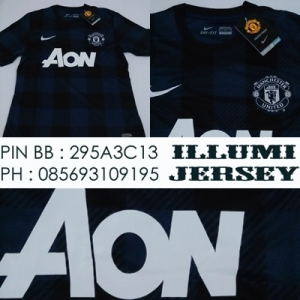 6_Manchaster United Away 201314 Grade Ori-man