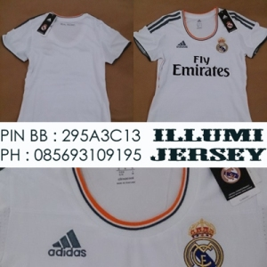 6_Real Madrid Home Ladies 2013-14Grade Ori