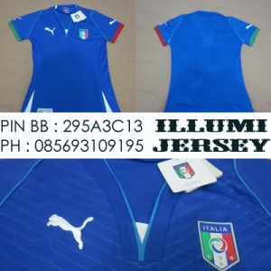 Italy Home Ladies 2013-14 Grade Ori